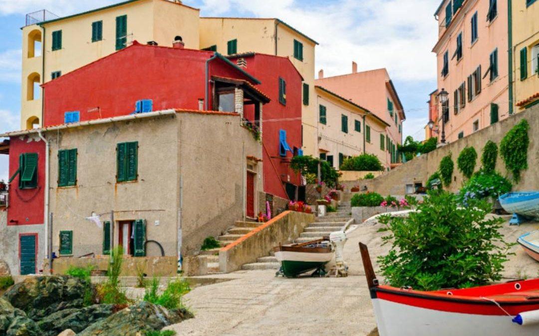 Isola d'Elba, il Cotone a Marciana Marina