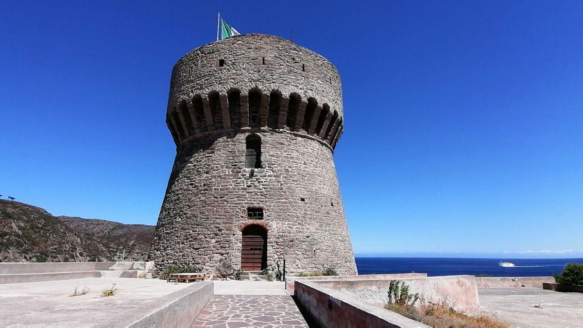Torre del Porto a Capraia