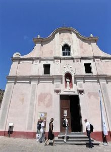Capraia Chiesa di sant'Antonio